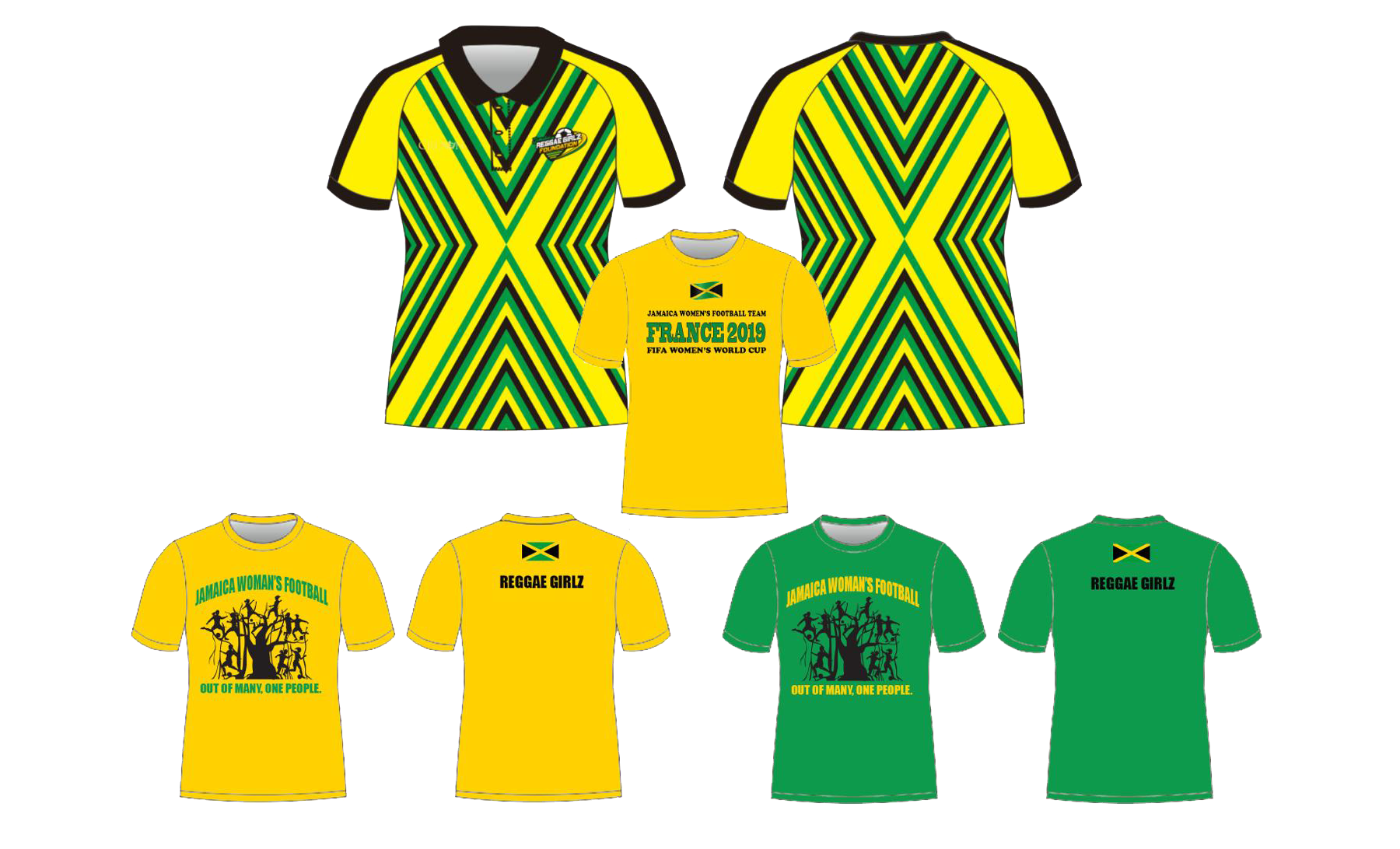 Support « Reggae Girlz